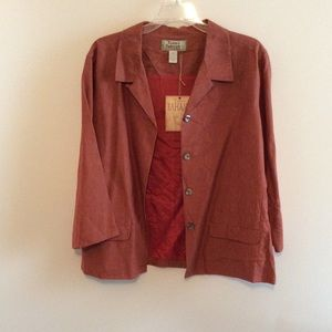 Tommy Bahama Jacket/Blouse